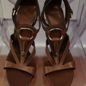 Gucci Horse-bit Sandals - Never worn outside!!